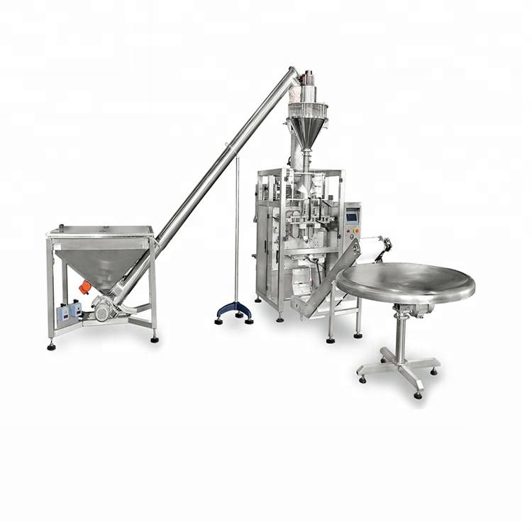 Sus304 food safe grade protein powder packing machine
