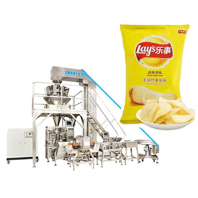 Snack packaging machine best selling products in china 2020