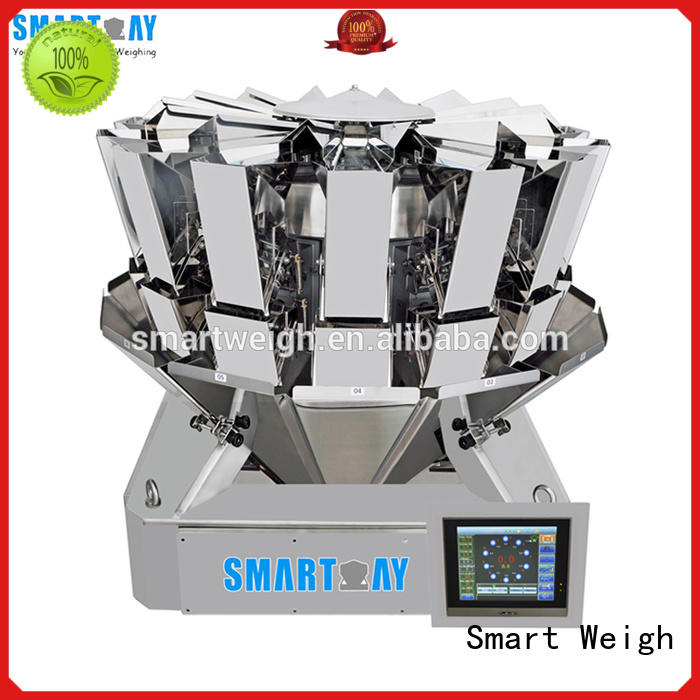 multihead weigher suppliers bucket order now for food weighing