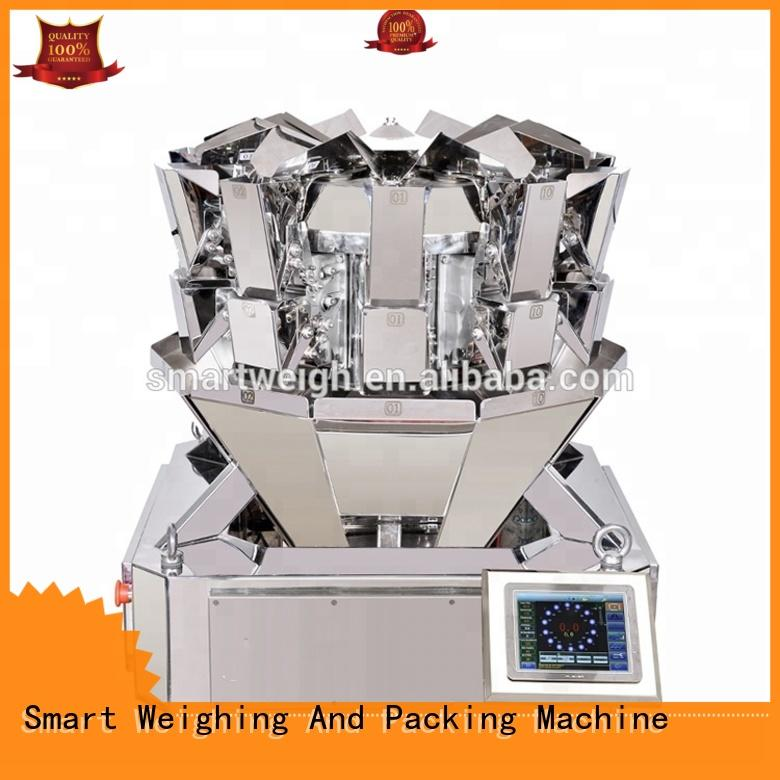 Smart Weigh automatic high dream multihead weigher suppliers for foof handling