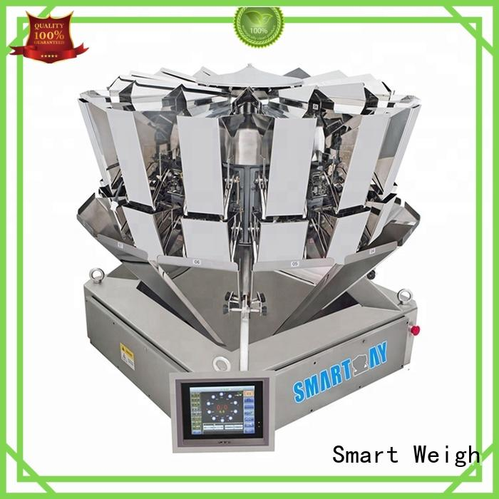 Smart Weigh new bulk multi head weigher for-sale for foof handling