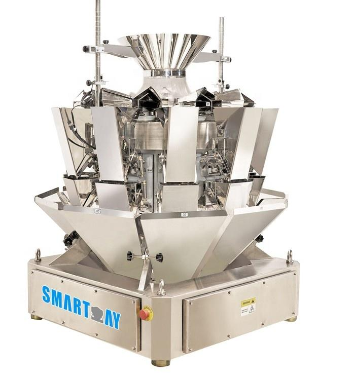 Automatic High Speed Price Small Potato Chips/pet food/rice Packing Machine