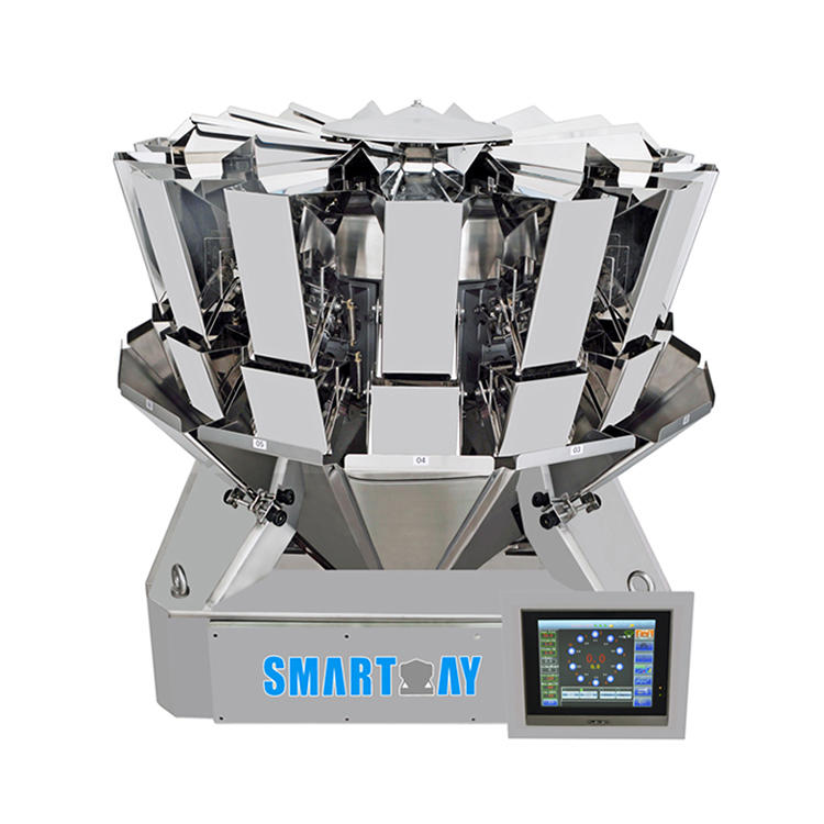Automatic Pouch Packing Machine For Candy/Chocolate/Peanut/Rice