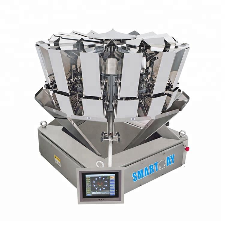 14 head multihead mechanical china weighing scale