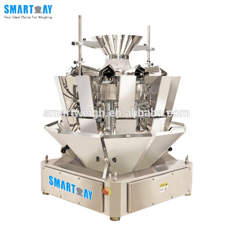 SW-M10 Multihead Weigher Packaging Machine  and Line for Rice