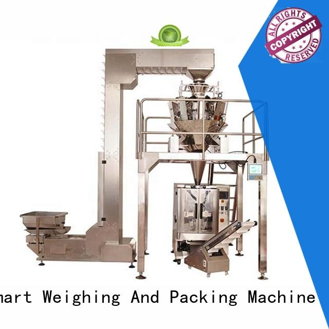 high-quality packaging machinery services weigher suppliers for food packing