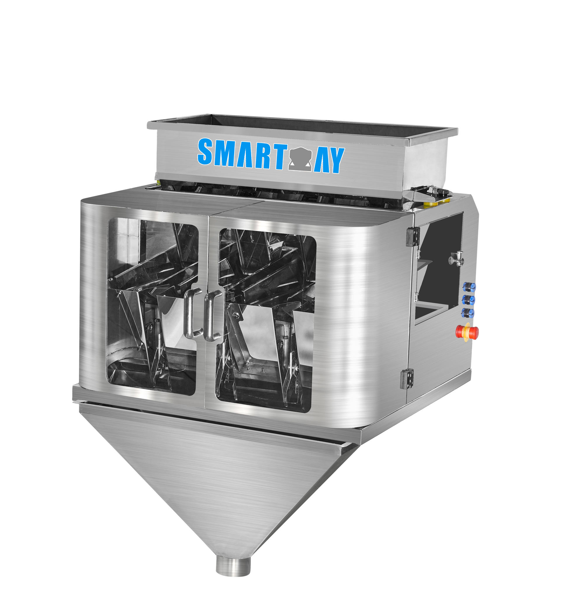 Digital Electronic Multihead Weigher Linear Weigher Filling Machines