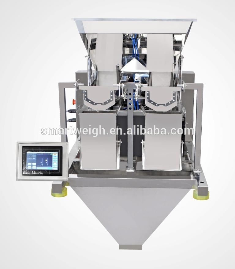 Modular Control 2 Head Linear Weigher for Packaging System 2020