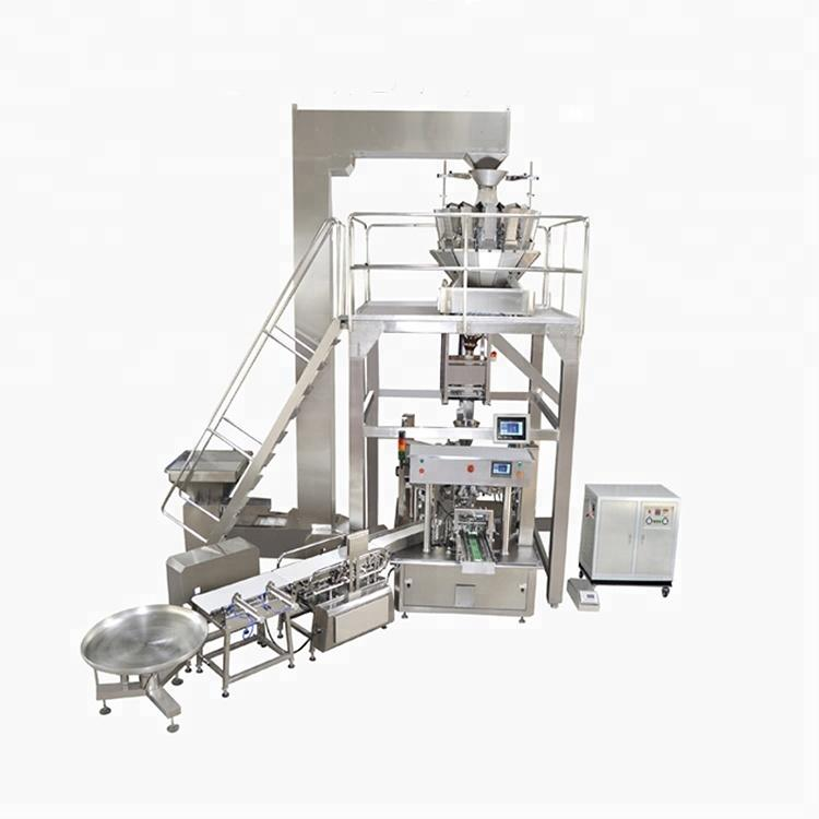 Smartweigh rotary packaging machine with doy bag packing machine