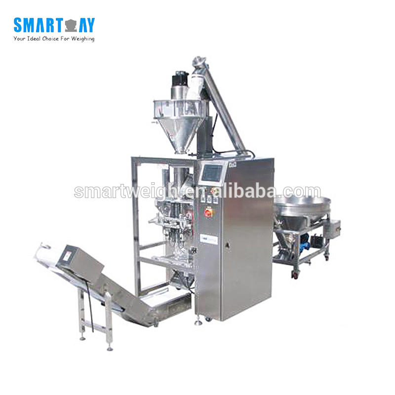600 Grams Milk Powder Auger Filling Packing Machine Low Rate