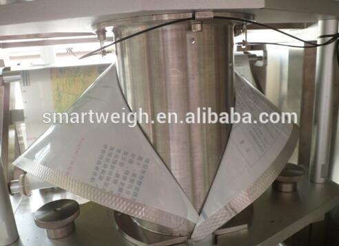 600 Grams Milk Powder Auger Filling Packing Machine Low Rate