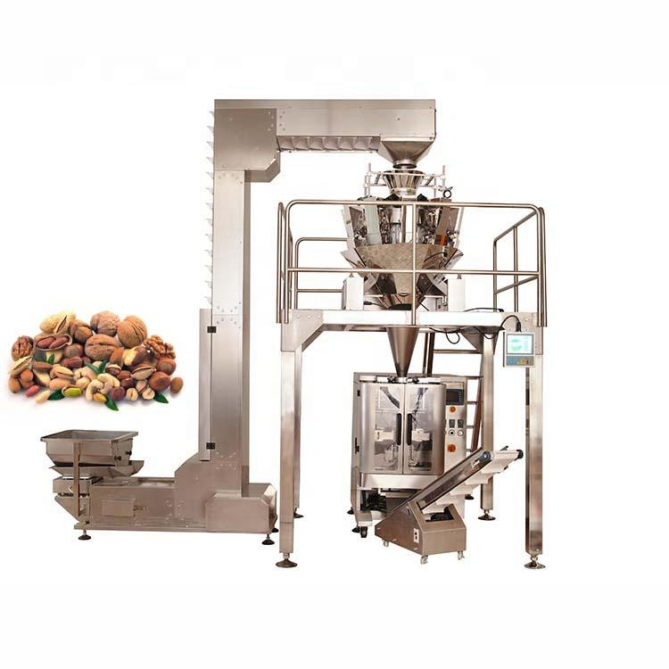 Chinese professional manufacturer high efficiency packing machine for grains