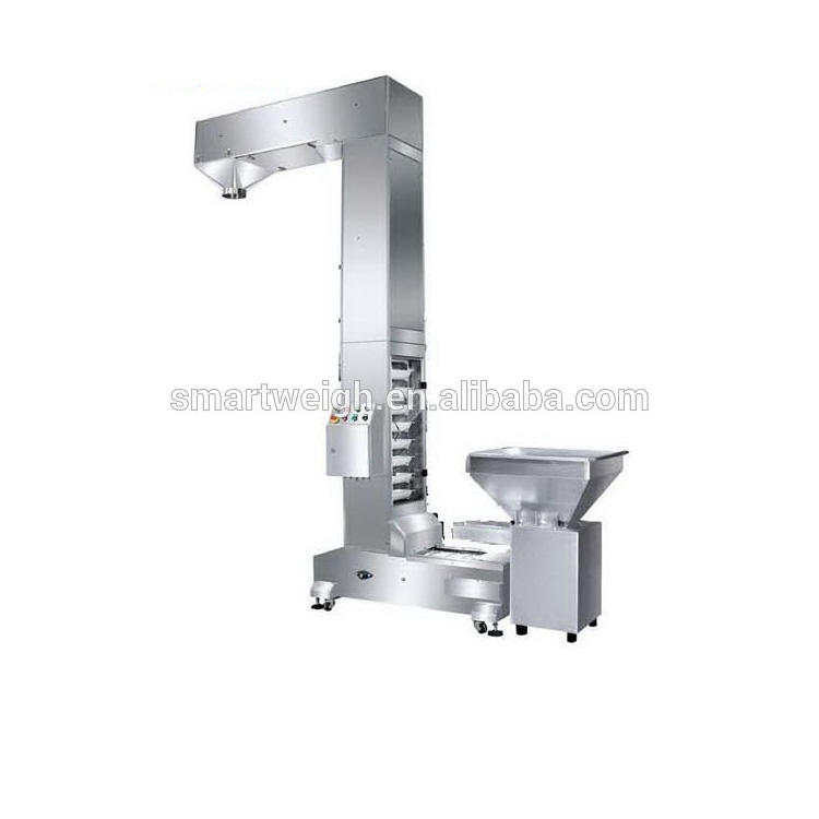 Stainless Steel Food Grade Rice Mill Z Type Bucket Elevator