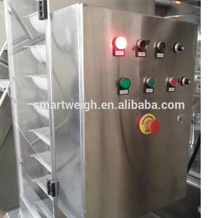 Stainless Steel Food Grade Rice Mill Z Type Bucket Elevator