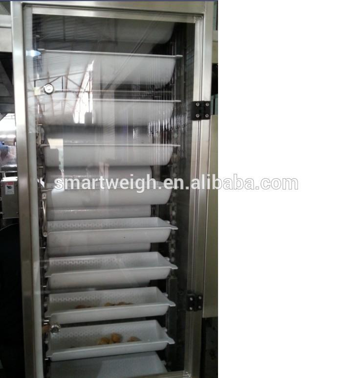 SW-B1 Z Type Bucket Conveying Elevator For Weighing Machine For Sale