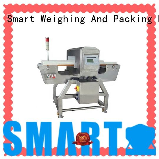 Smart Weigh eco-friendly professional metal detector customization for food weighing