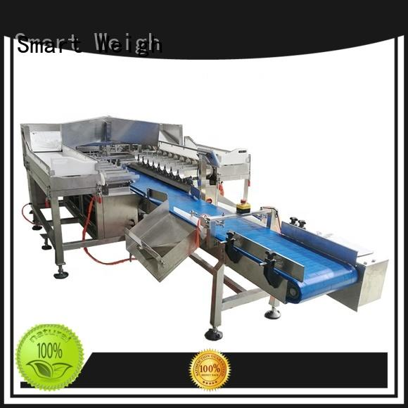 Smart Weigh packing weigher machine supply for food labeling
