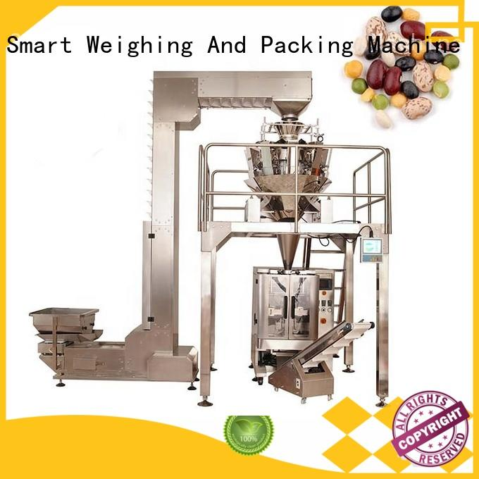 Smart Weigh station packaging machine manufacturers with cheap price for foof handling