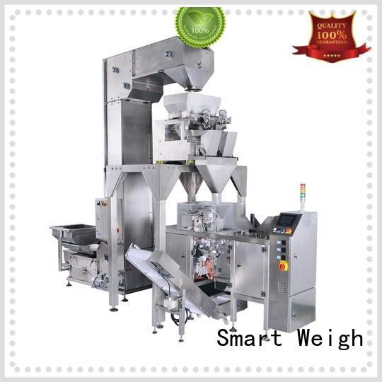 Smart Weigh head bag filling machine China manufacturer for food weighing