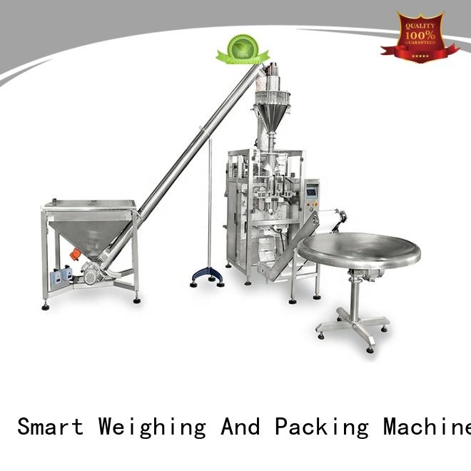 Smart Weigh powder packaging machine price manufacturers for frozen food packing