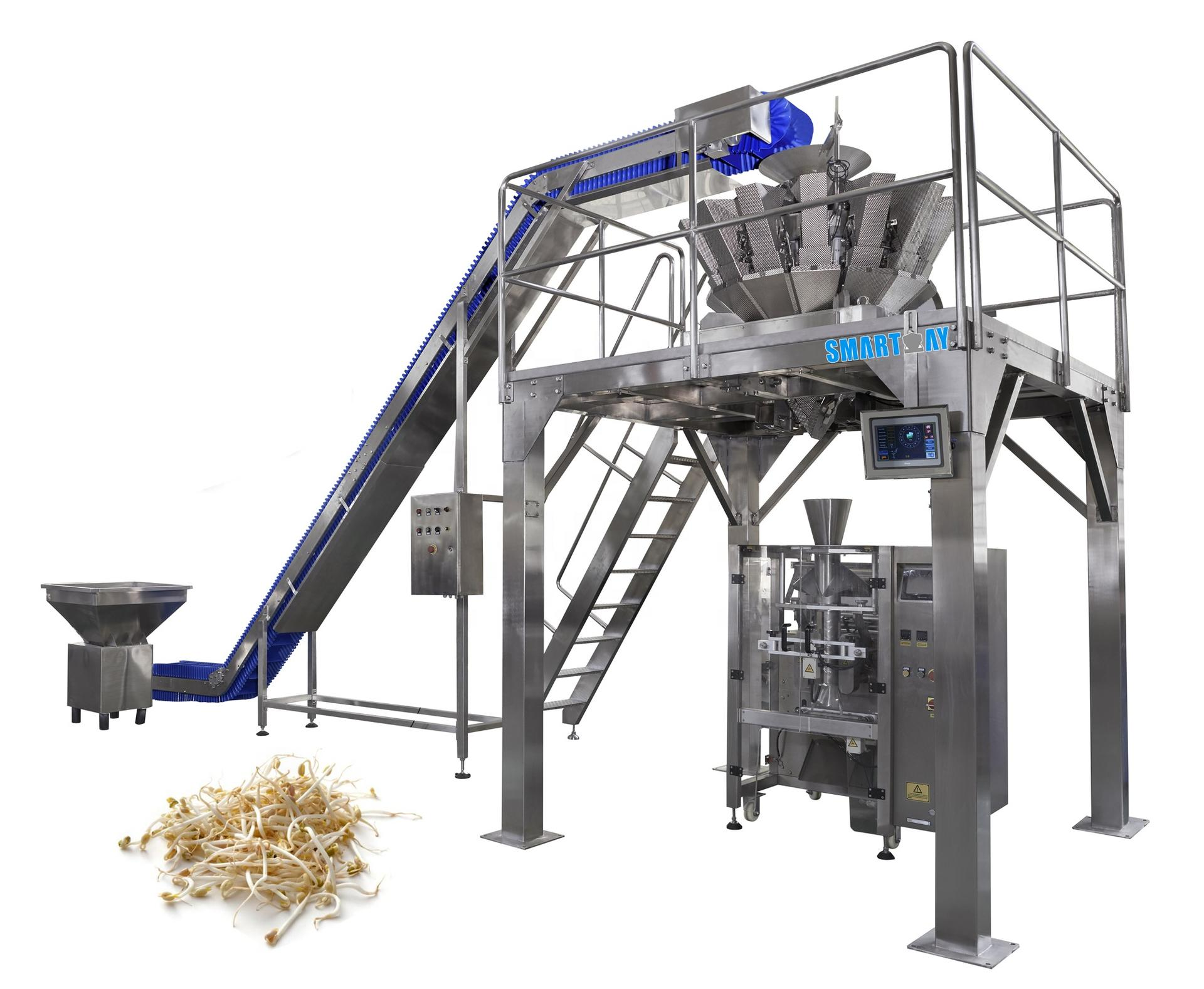 Chinese supplier wholesale packaging machine for microwave popcorn