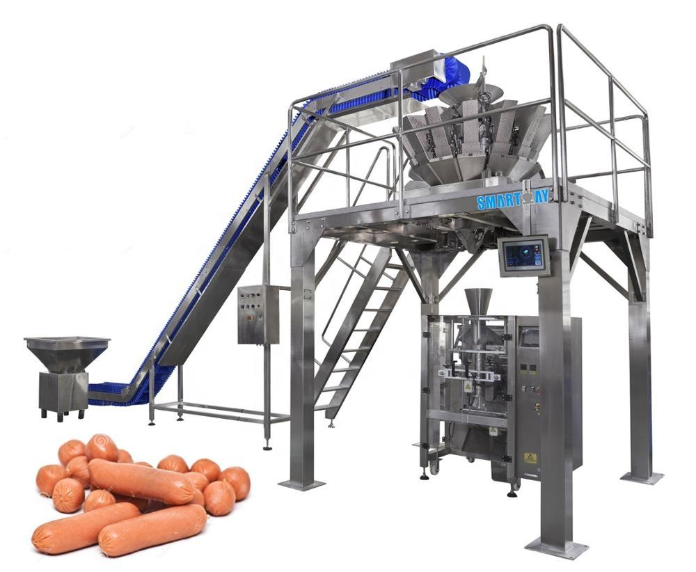 Wholesale high quality customization spinach packaging machine
