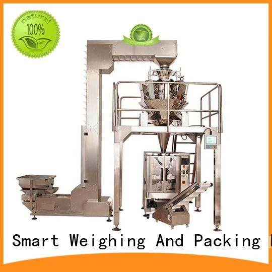 stable manual filling machine vertical supply for food labeling