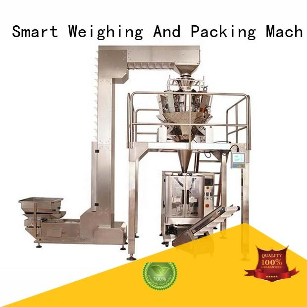Smart Weigh combined commercial packaging machine inquire now for food packing