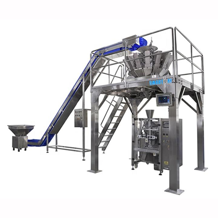 Reasonable price high quality weighing packaging machine for candy