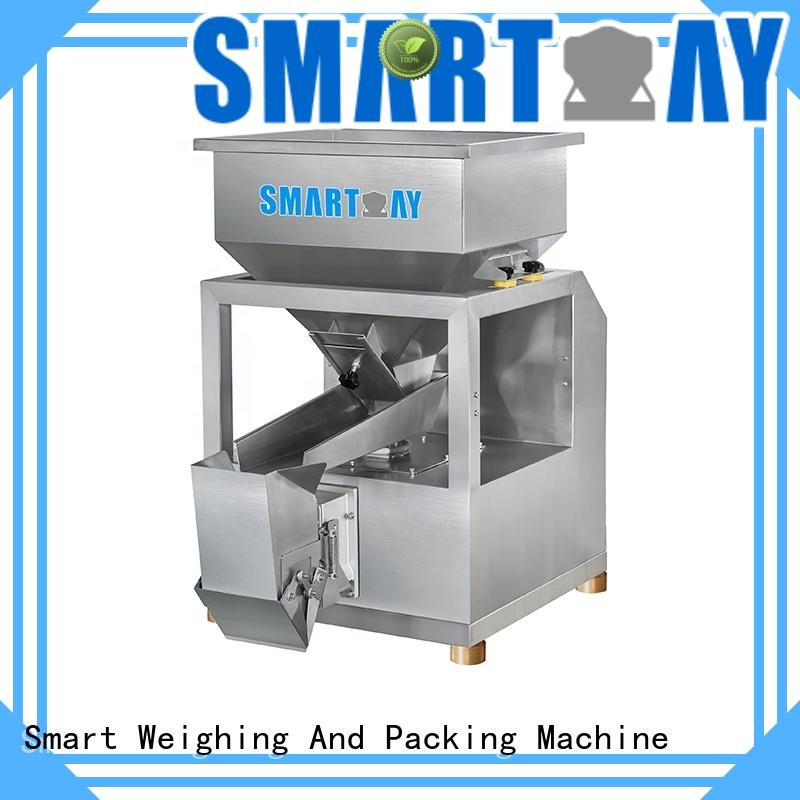 Smart Weigh easy-operating multihead weigher buy now for foof handling