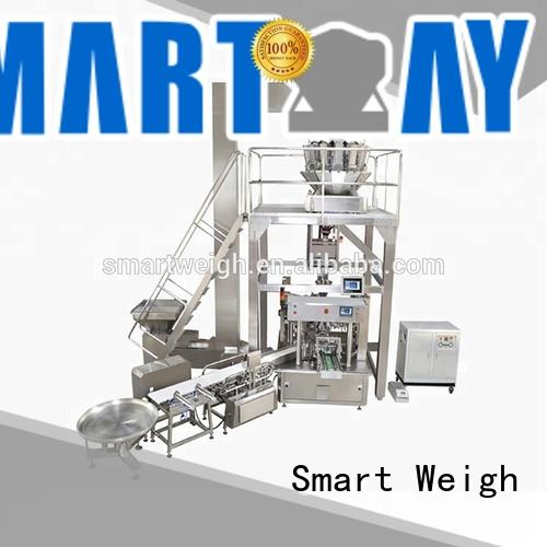 Smart Weigh latest packaging sealing machine manufacturers supply for food packing