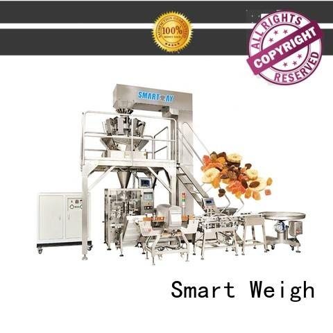 Smart Weigh vertical form fill machine manufacturers for food packing