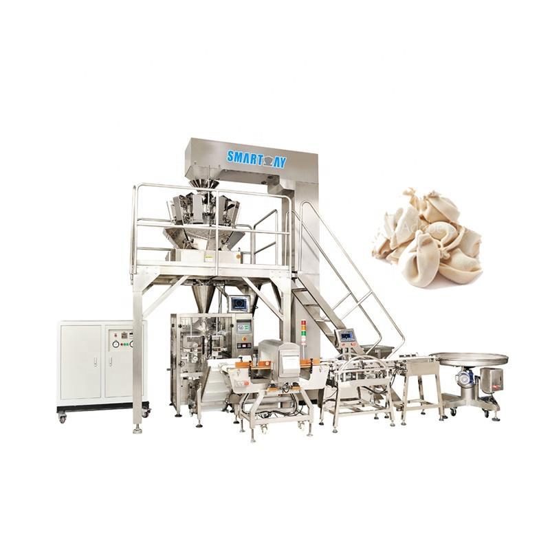 Factory Direct Sales Frozen Dumpling Packing Machine