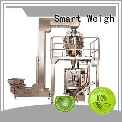 Smart Weigh advanced salad packaging machine supply for foof handling