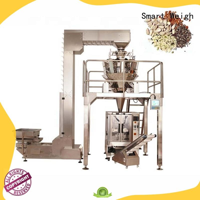 best-selling dry food packaging machine combined China manufacturer for food weighing