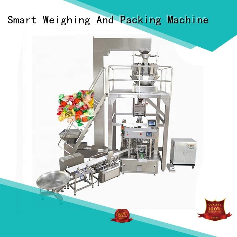 Smart Weigh high-quality biscuit packaging machine for business for meat packing