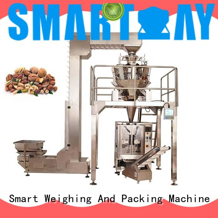 Smart Weigh head coffee packaging equipment supply for food labeling