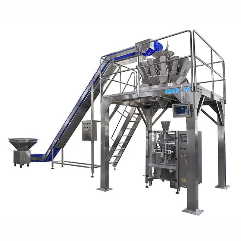 Advanced customization excellent quality salad packing machine