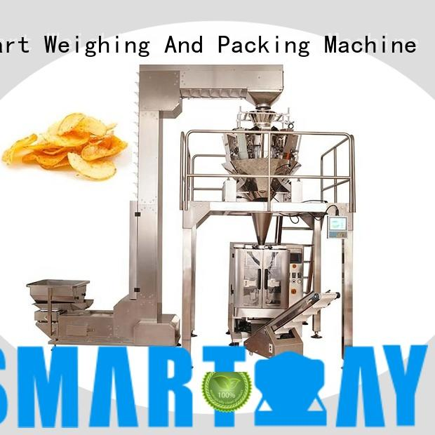 strip packing machine vertical for food labeling