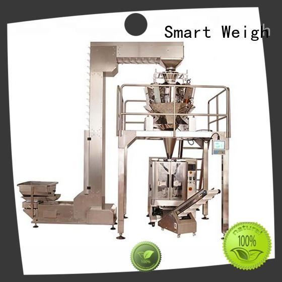Smart Weigh easy operating vertical filling machine with cheap price for foof handling