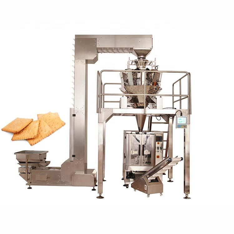 Factory Wholesale Automatic Vertical Cone Packing Machine with Reasonable Price
