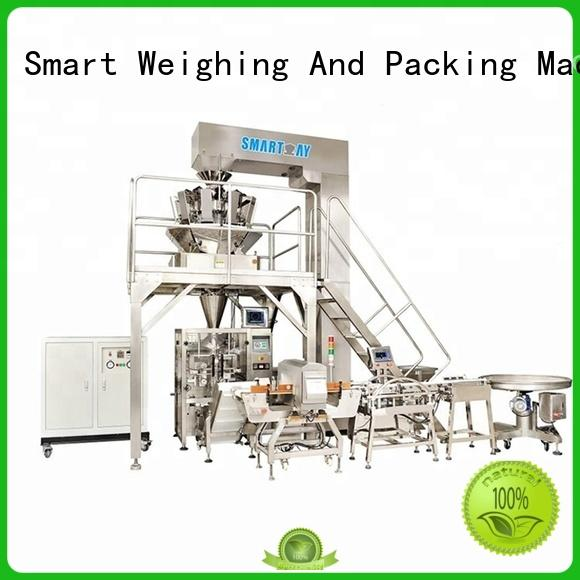 top vertical bagging machine whole for meat packing