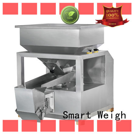 Smart Weigh nuts weigher bulk production for food weighing