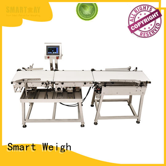 Smart Weigh checker inspection equipment order now for food weighing
