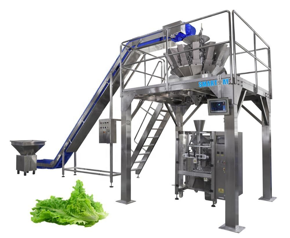Direct factory manufacturing automatic bean sprout packaging machine