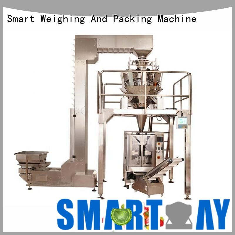 Smart Weigh combined packaging machine manufacturers suppliers for foof handling