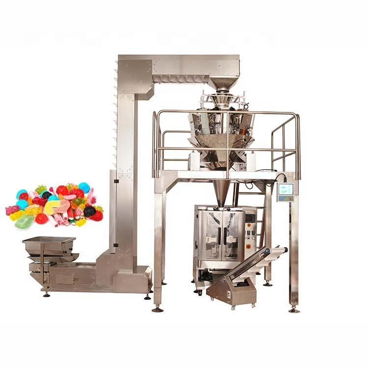 High quality automatic vertical durable grain bag sealing machines