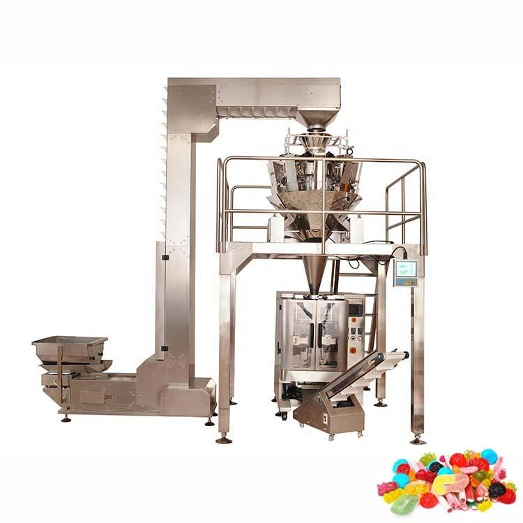 Factory direct sales high quality automatic vertical sugar filling machine