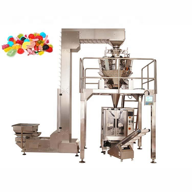 Chinese Factory Direct Sales Hot Sales Sugar Packaging Machines 1kg