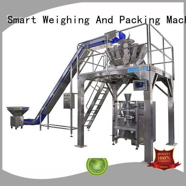 quality bread packaging machine station with good price for food labeling